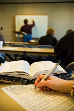 Real estate exam study courses